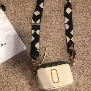 "Marc Jacobs ""camera"" bag"